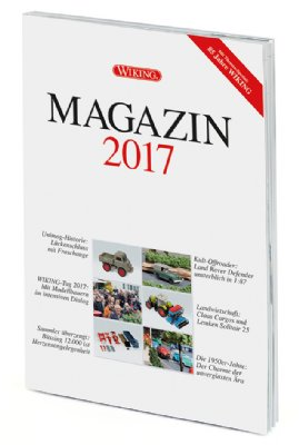 Wiking Magazin 2017