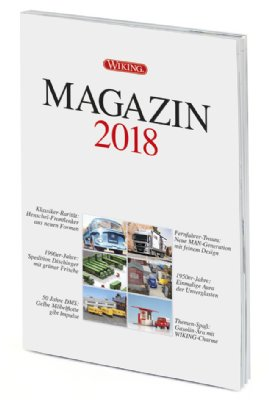 WIKING Magazin 2018.