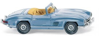 MB 300 SL Roadster. 1957