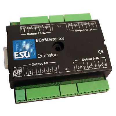 ECoSDetetctor Extension